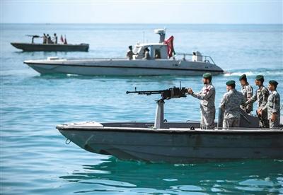"""美国对伊朗双重""""极限施压""""(环球热点)"""