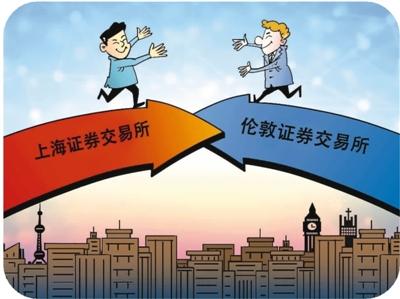 """沪伦通,资本市场开放又一个""""大招"""""""