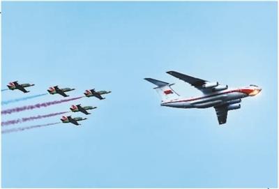 白俄罗斯庆独立日阅兵