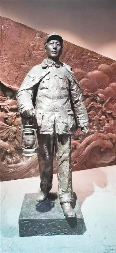 人民日报:毛泽东用马灯点亮中国