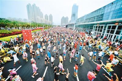 """2030年40%国民经常健身 让卡路里科学地""""燃烧"""""""
