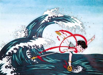 <strong>中国动漫的光荣与梦想</strong>
