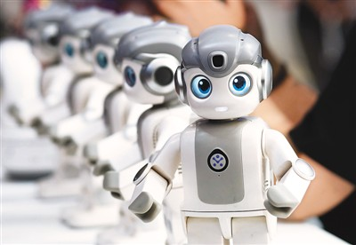 赚钱吧:世界机器人大会探索科技未来