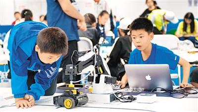 """机器人界的""""奥运会""""——世界机器人大赛"""
