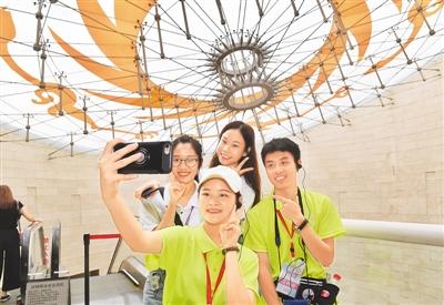 大湾区将是青年一展身手的好地方,让香港青年看见真实的内地