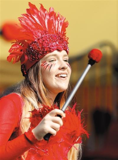 2019年诺丁山狂欢节在英国伦敦举行