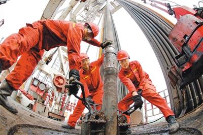 """石油工业,为高质量发展""""加油"""""""