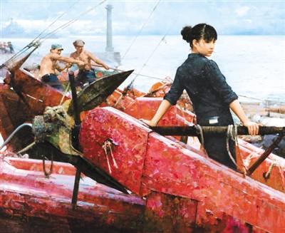 色观看_观看港澳台与海外华人艺术家的作品,我们不仅被作者精湛的艺术技巧所