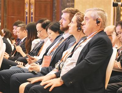 期待中国推动新一轮经济全球化