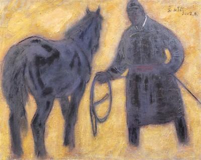 内蒙古美术馆是我国少数民族地区首个建成的美术馆