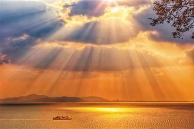 生态修复太湖更美