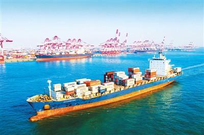 海关总署数据显示:民企首次成为第一大外贸主体