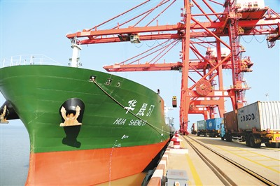 未来随着各项政策的持续发力,中国外贸有望进一步行稳致远