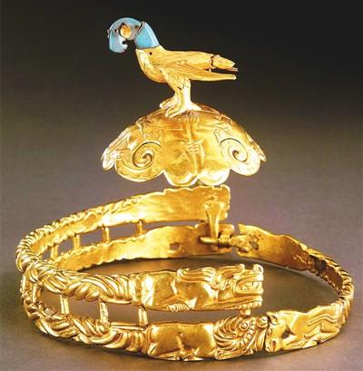 鄂尔多斯博物馆:聆听草原文明牧歌