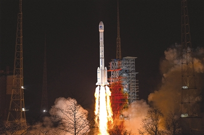 第54颗北斗导航卫星成功发射