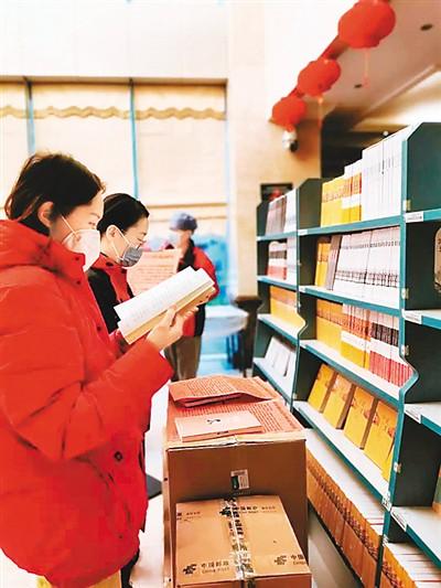 武汉图书馆播撒书香助抗疫