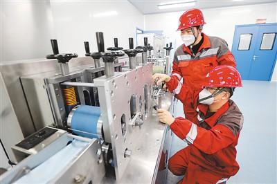 宁夏全区规模以上工业企业已复工复产1092户 开工率为92.2%