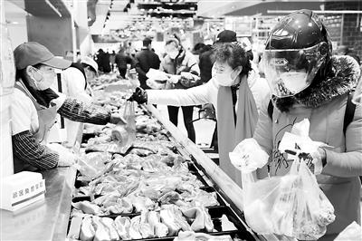 猪肉价格回落 供给保障有力