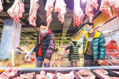 13次共投放27万吨储备肉 猪肉价格相对平稳