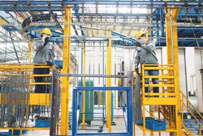 有序推动企业复工复产 稳定和畅通全球供应链产业链