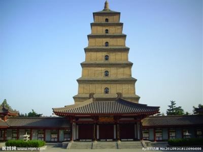 中国古代塔的名字