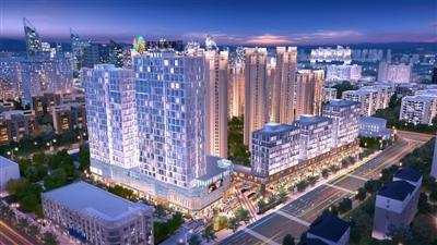 大厦 建筑 平面图 400_225