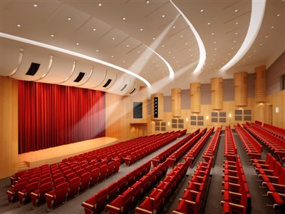 北京会议中心圆形剧场