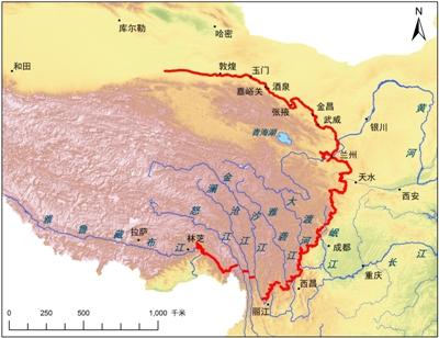 【中国科学报】青藏高原:全球气候变化敏感区