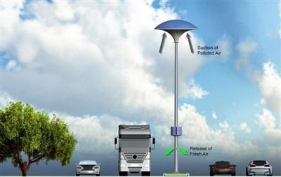 城市家具设计 路灯