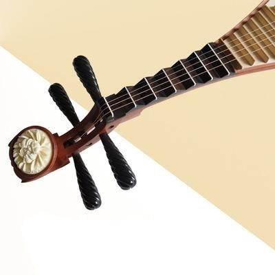不管是用古筝,琵琶,还是用扬琴或者二胡,平台上的表演者用自己的方式