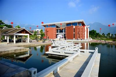 """泉州市湖头位于福建省安溪县西北隅,是""""一代名相""""李光地的出生地"""