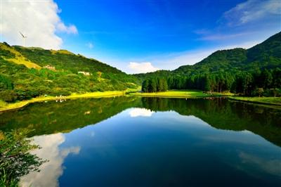 河南哪里风景最美标志