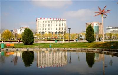 小桥流水,蓝瓦青砖,曲径通幽……在甘肃省白银市白银区水川镇顾家善村