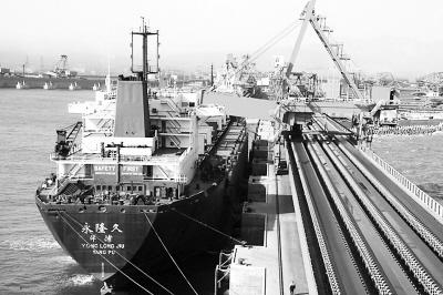 煤炭进口激增局面难持续高清图片