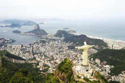 巴西风景图片简介