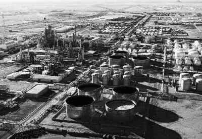 我的世界的工业的石油桶