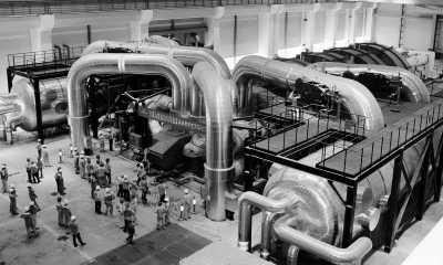 """顺利实现""""汽轮发电机组非核蒸汽冲转""""重大节点,为2号机组后续常"""