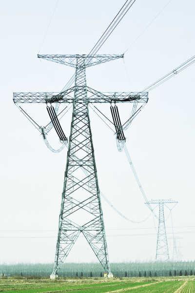 高压直流输电线路工程
