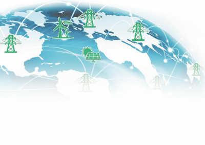 探讨构建全球能源互联网,推动以清洁和绿色方式满足全球电力需求.