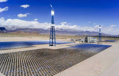 塔式热发电项目