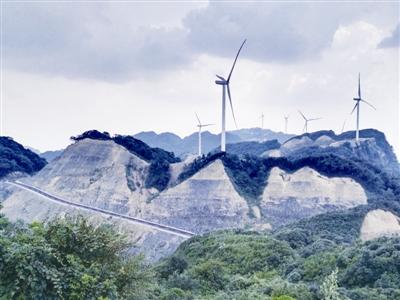 华宁磨豆山风景区海拔